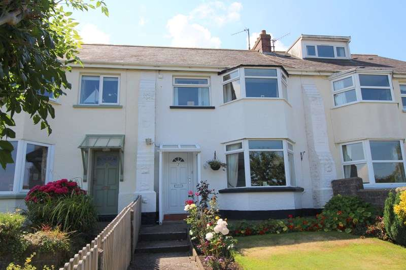 3 Bedrooms Terraced House for sale in Cottingham Crescent, Bideford