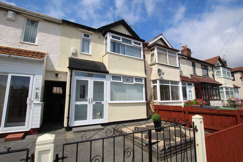3 Bedrooms Terraced House for sale in Hythe Avenue, Litherland, Liverpool, L21