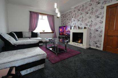2 Bedrooms Flat for sale in Winton Avenue, Kilwinning, North Ayrshire
