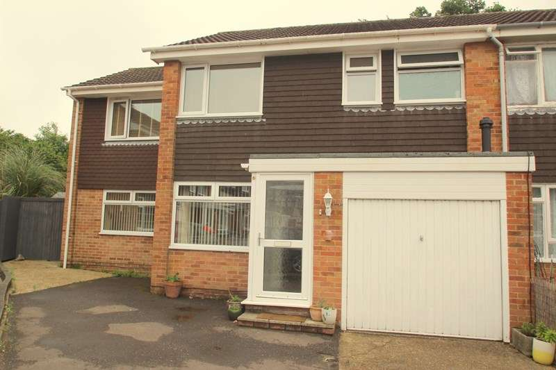 4 Bedrooms Semi Detached House for sale in Wild Ridings, Fareham