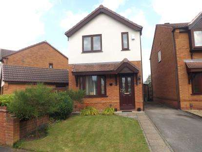 3 Bedrooms Detached House for sale in Sunnybank Close, Newton-Le-Willows, Merseyside