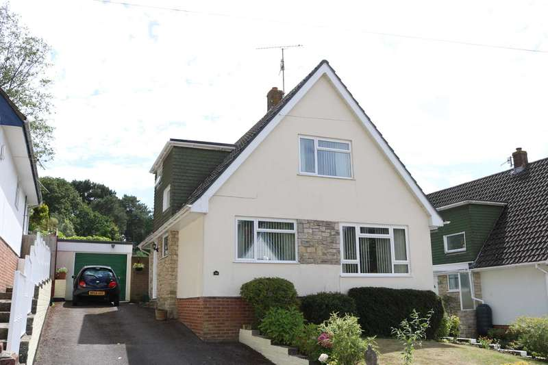 3 Bedrooms Detached House for sale in BH12 WREN CRESCENT Coy Pond