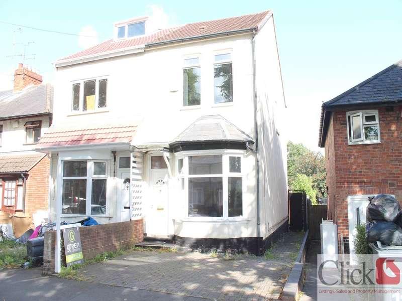 3 Bedrooms Semi Detached House for sale in Erdington, West Midlands, Birmingham