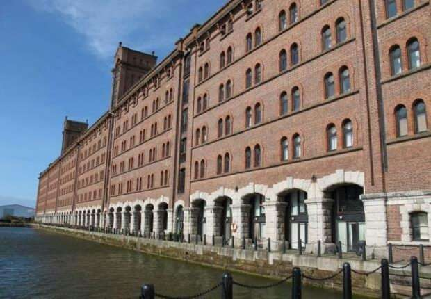 1 Bedroom Apartment Flat for sale in Waterloo Warehouse, Liverpool
