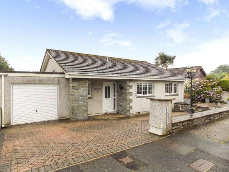 2 Bedrooms Detached Bungalow for sale in Trelispen Park Drive, Gorran Haven, St Austell