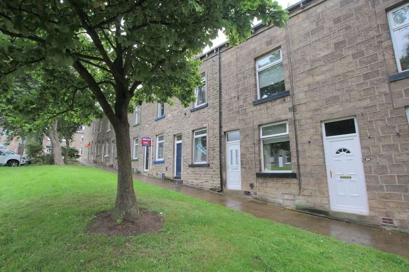 3 Bedrooms Terraced House for sale in Sydney, Bingley, West Yorkshire, BD16