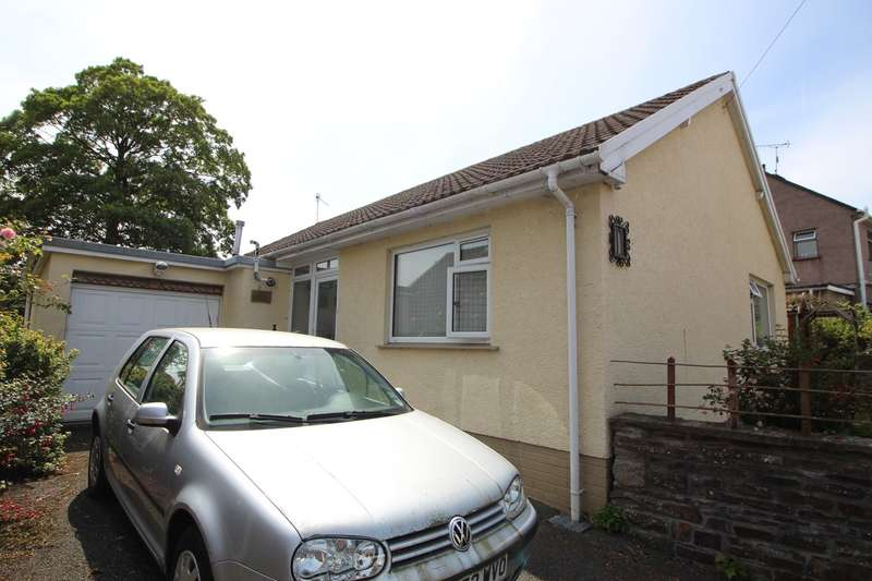 2 Bedrooms Detached Bungalow for sale in Union Road East, Abergavenny, NP7