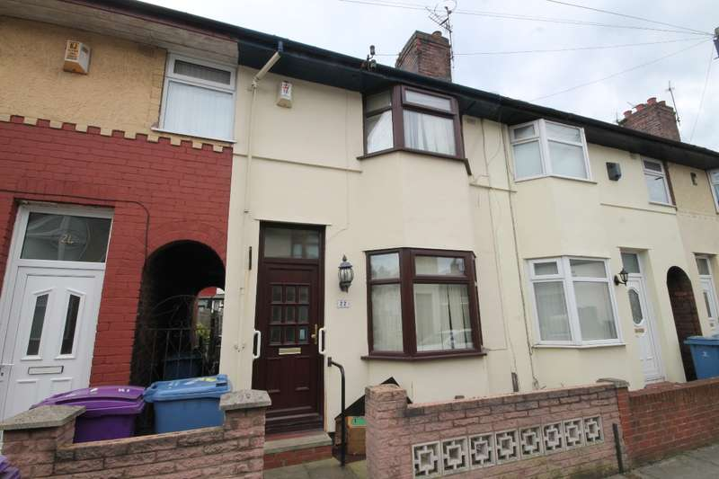 2 Bedrooms Terraced House for sale in Witton Road, Tuebrook, L13