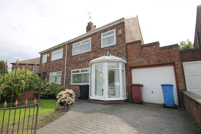 3 Bedrooms Semi Detached House for sale in Meadway, Whiston L35