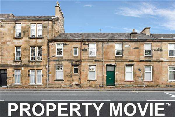 2 Bedrooms Apartment Flat for sale in 0/1 2002 Maryhill Road, Maryhill Park, Glasgow, G20 0AB