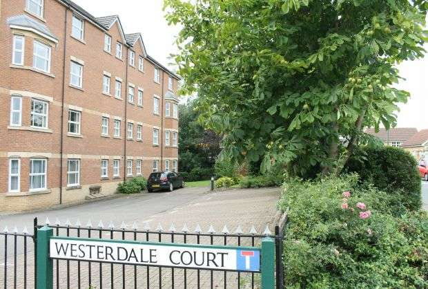 2 Bedrooms Flat for sale in Westerdale Court, Guisborough