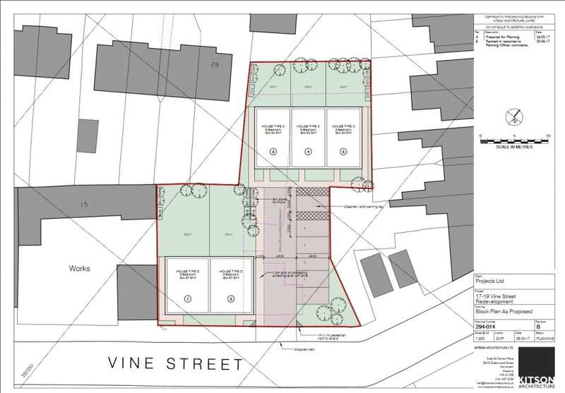 Land Commercial for sale in Vine Street, Hazel Grove, Stockport