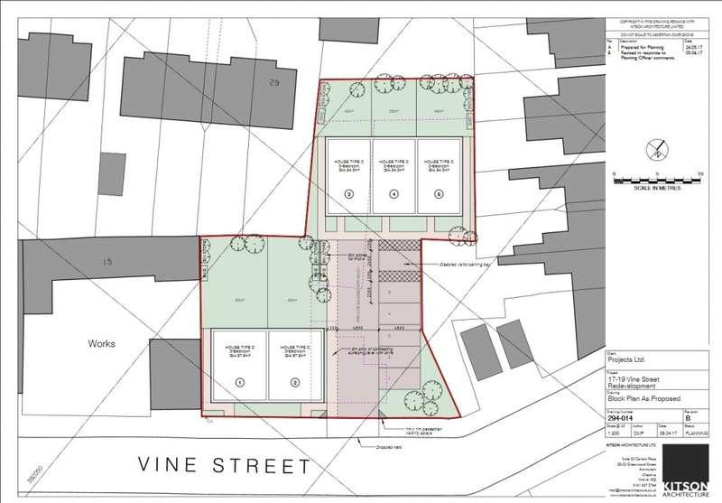 Land Commercial for sale in Vine Street, Hazel Grove, Stockport