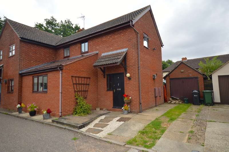3 Bedrooms House for sale in 3 bedroom Semi Detached House in Braintree