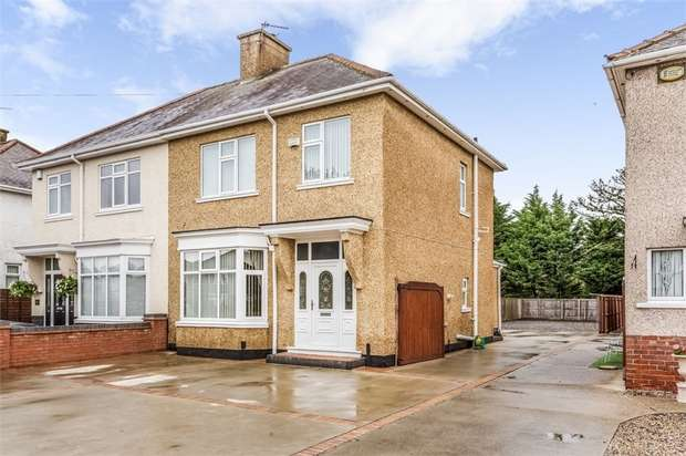 3 Bedrooms Semi Detached House for sale in Neasham Road, Darlington, Durham