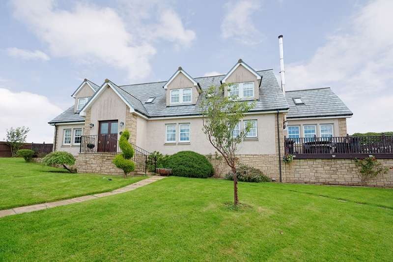 5 Bedrooms Detached House for sale in Muirhall Steadings, Auchengray, South Lanarkshire, ML11 8GX