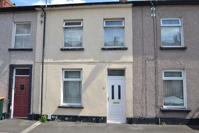 3 Bedrooms Terraced House for sale in Bishop Street, Newport, Gwent. NP19 7FF