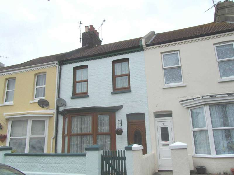 2 Bedrooms Terraced House for sale in Eshton Road, Eastbourne