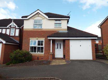 3 Bedrooms Detached House for sale in Cheney Road, Thurmaston, Leicester, Leicestershire
