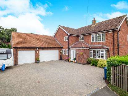 4 Bedrooms Detached House for sale in Well Lane, Upper Broughton, Melton Mowbray, Leicestershire