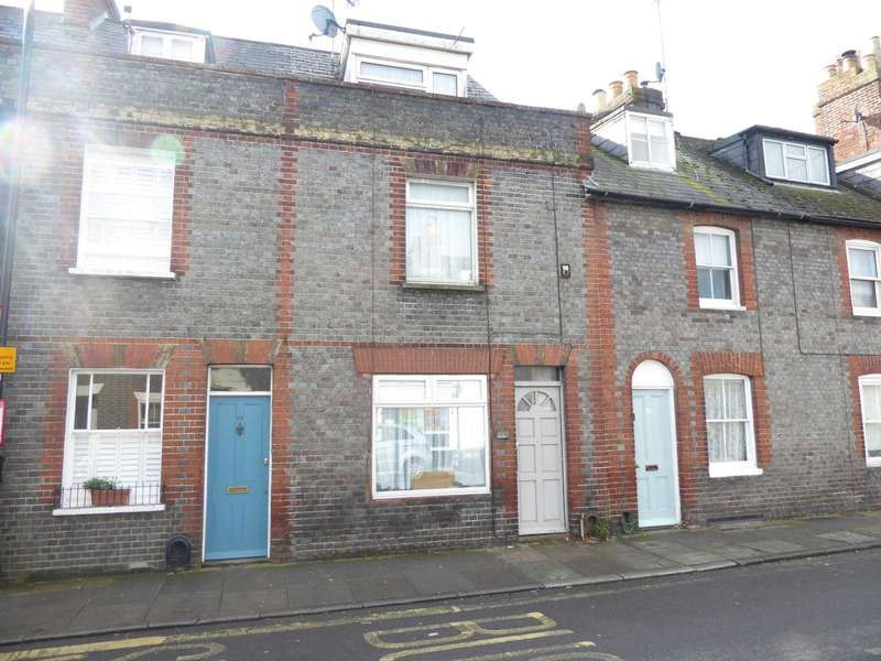2 Bedrooms Terraced House for sale in Western Road, Lewes