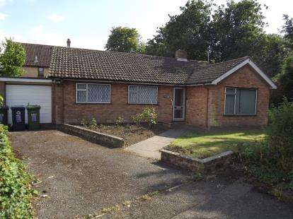 3 Bedrooms Bungalow for sale in Peppercorn Lane, Eaton Socon, St. Neots, Cambridgeshire