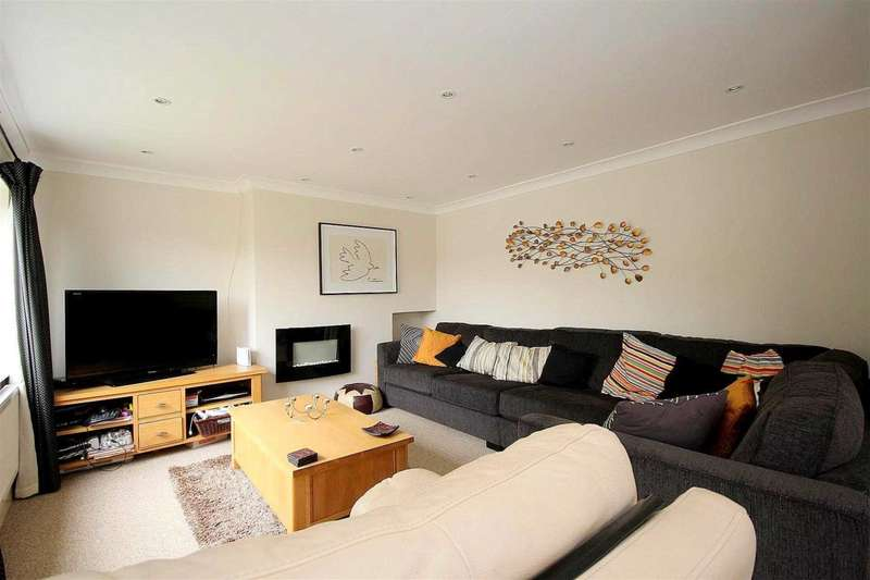 3 Bedrooms Duplex Flat for sale in NEARLY 1100 SQ FT 3 DOUBLE BED WITH GARDEN, Warners End, HP1