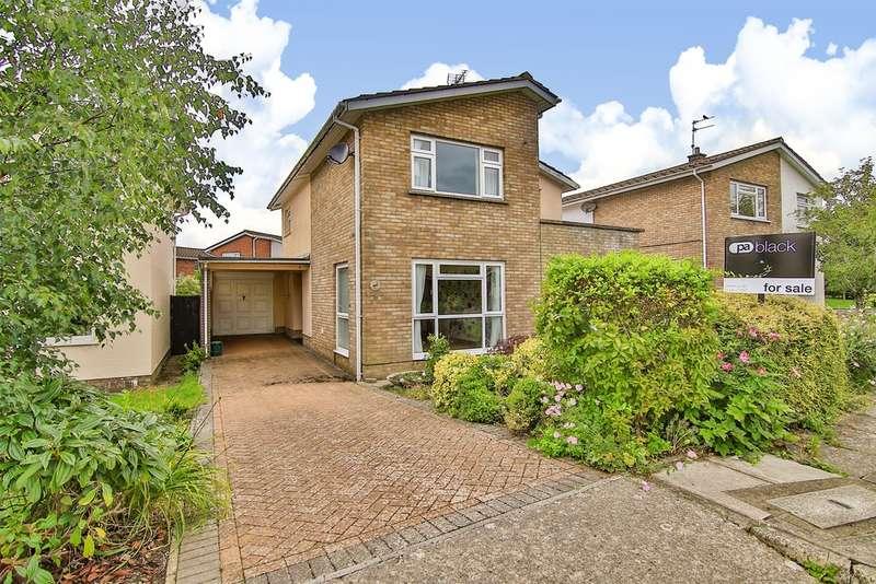 3 Bedrooms Detached House for sale in Talyfan Close, Cowbridge, Cowbridge