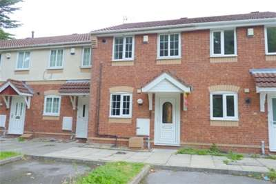 2 Bedrooms Terraced House for rent in Larch Grove, Claughton
