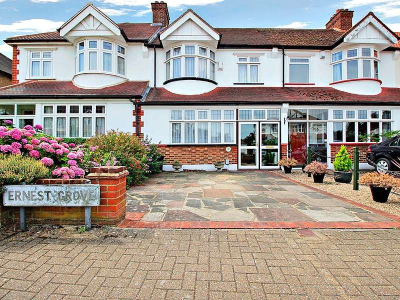 3 Bedrooms Terraced House for sale in Ernest Grove, Beckenham, BR3