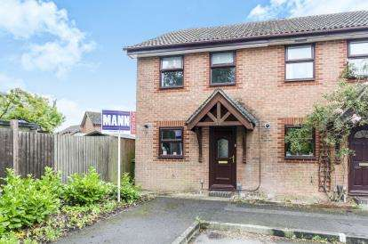 2 Bedrooms End Of Terrace House for sale in Redbridge, Southampton, Hampshire