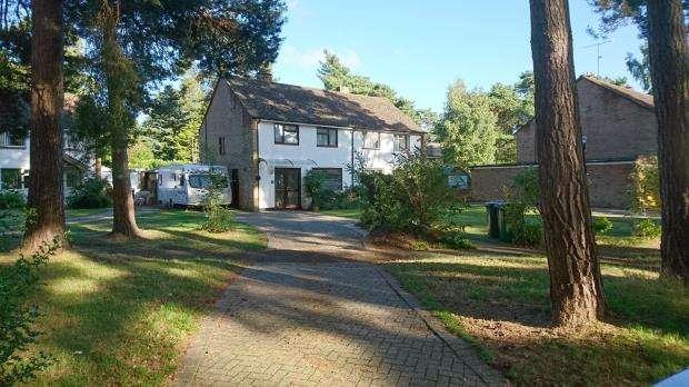 3 Bedrooms Semi Detached House for sale in Baughurst, Tadley, Hampshire