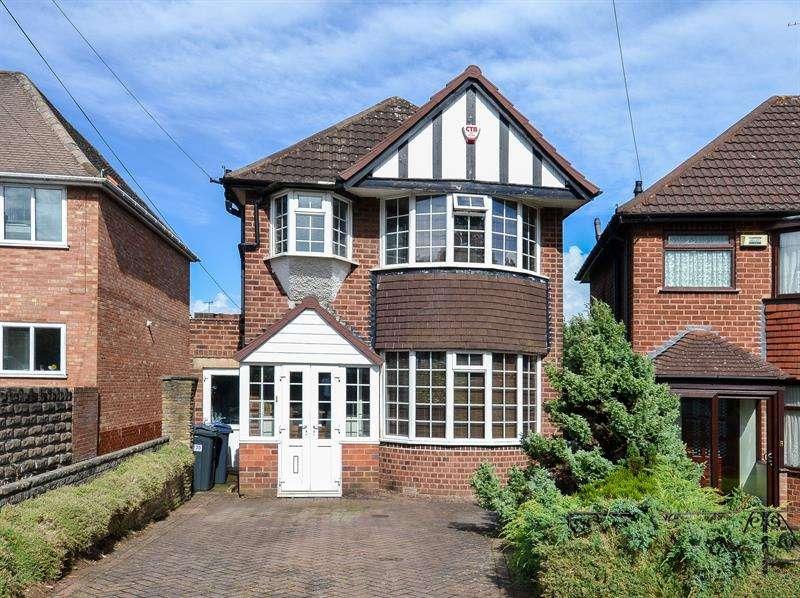 3 Bedrooms Detached House for sale in Kingshurst Road, Northfield, Birmingham