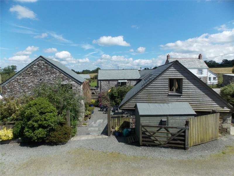 6 Bedrooms Barn Conversion Character Property for sale in Tresmaine Farm, Altarnun, Launceston