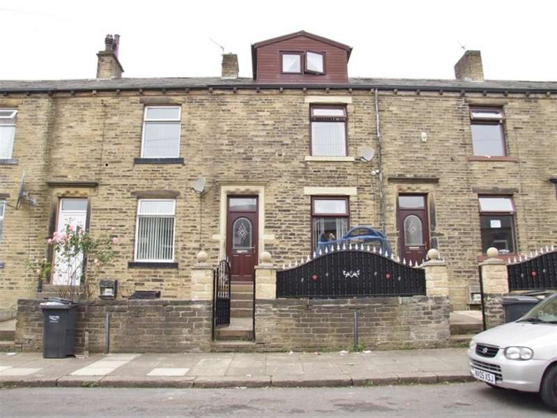 4 Bedrooms Terraced House for sale in Ashbourne Grove, Off Gibbet Street, Halifax, HX1 4JU