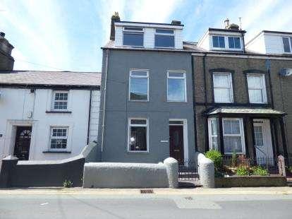 4 Bedrooms Terraced House for sale in Stryd Y Ffynnon, Nefyn, Pwllheli, Gwynedd, LL53