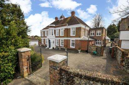 7 Bedrooms Detached House for sale in Luxted Road, Downe Village