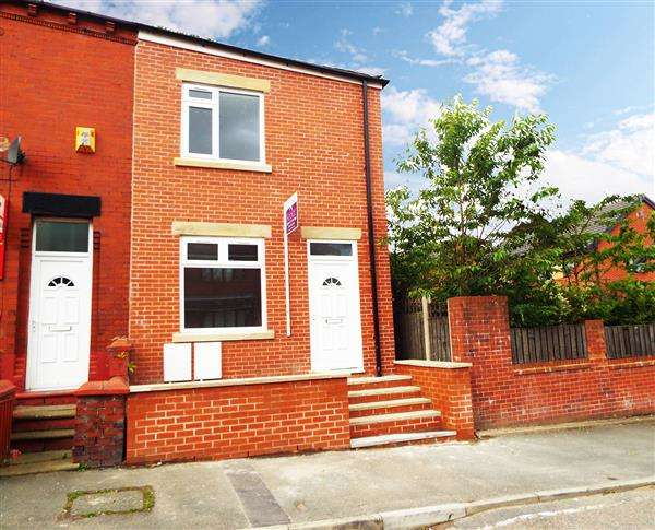 3 Bedrooms End Of Terrace House for sale in Mortimer Street, Oldham