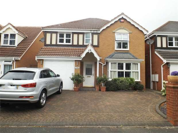 4 Bedrooms Detached House for sale in Paget Road, Birmingham, West Midlands