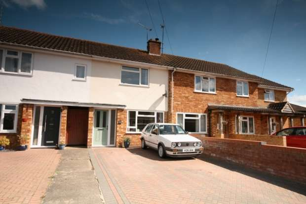 2 Bedrooms Terraced House for sale in Ludsden Grove Thame