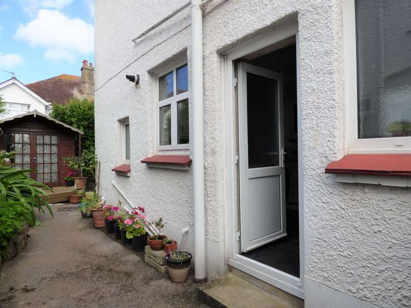 1 Bedroom Flat for sale in Logan Road, Paignton