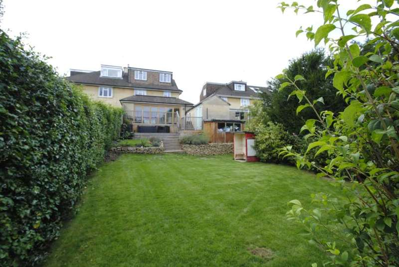 4 Bedrooms Semi Detached House for sale in Cedric Road, Bath
