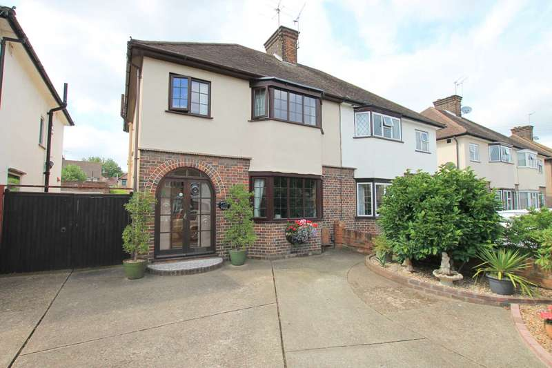 3 Bedrooms Semi Detached House for sale in Norfolk Avenue, Knutsford Estate