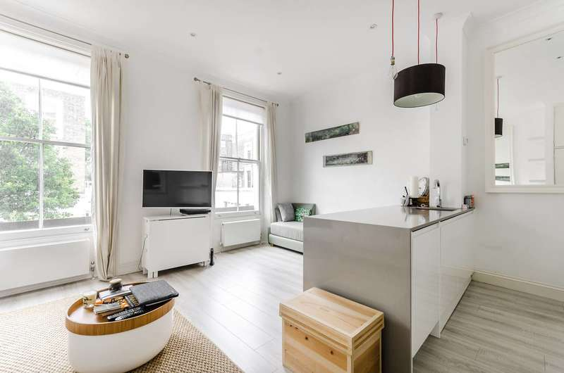 1 Bedroom Flat for sale in Ifield Road, Chelsea, SW10