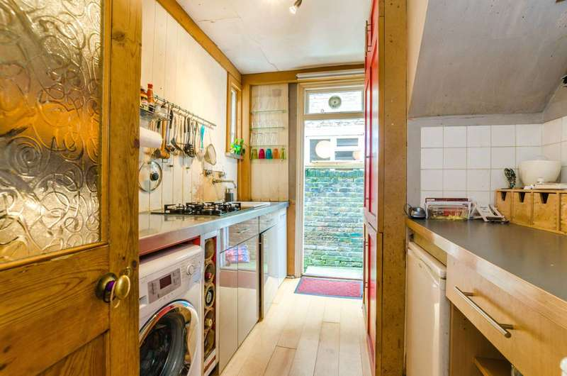 2 Bedrooms Flat for sale in Holland Road, Kensal Green, NW10