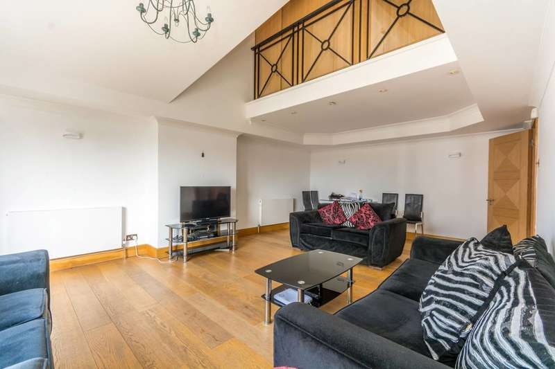 4 Bedrooms Flat for sale in Bickenhall Mansions, Baker Street, W1U