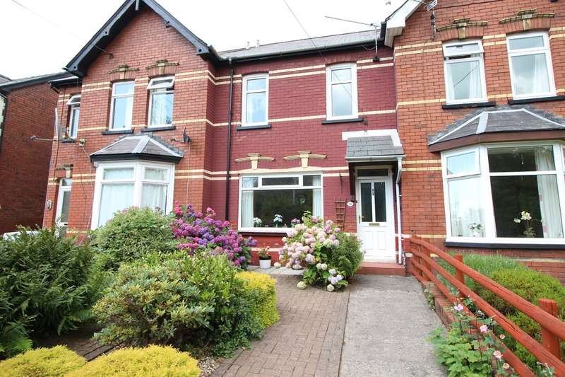 3 Bedrooms Terraced House for sale in Greenhill Road, Griffithstown, Pontypool, NP4