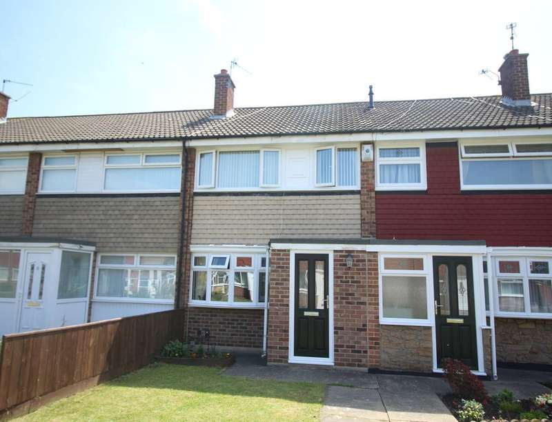 3 Bedrooms Property for sale in Hartburn Court, Middlesbrough, TS5