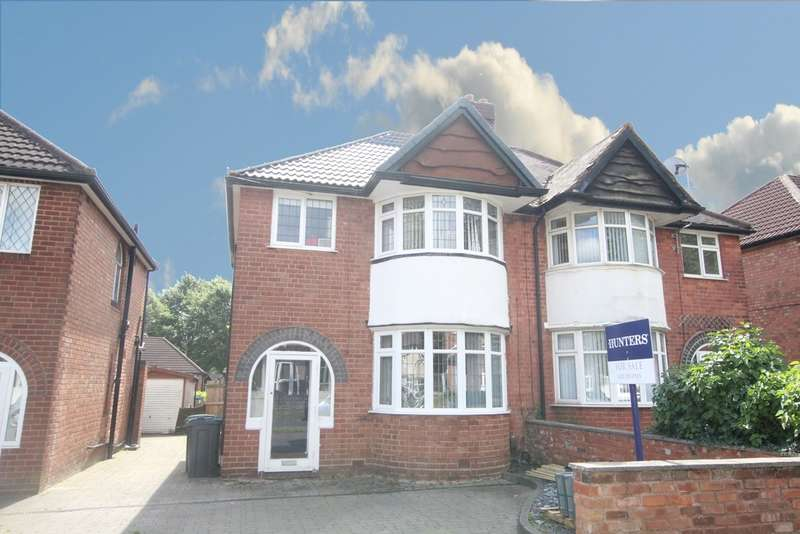 3 Bedrooms Semi Detached House for sale in Allman Road, Erdington, B24 9DY