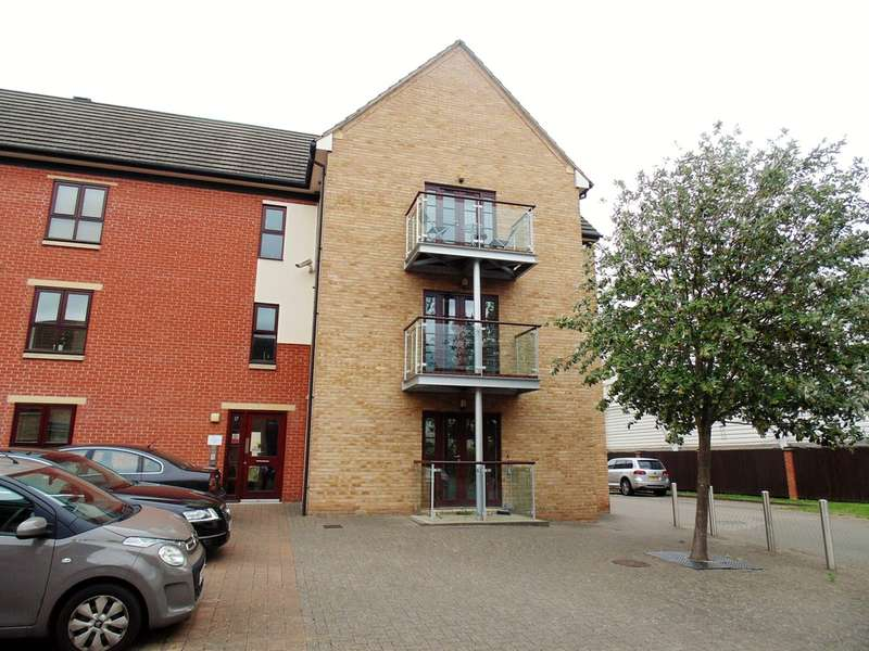 2 Bedrooms Flat for sale in Standside , Northampton